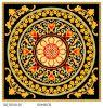 Producteur de la tuile lustrée de tapis de porcelaine (BDJ601048)