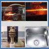 Máquina de aquecimento 60kw da indução do recozimento do dissipador