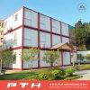 중국은 콘테이너 호텔 또는 임시 사무실 건물 프로젝트를 조립식으로 만들었다
