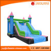 販売(T3217)のための大きいスライドの膨脹可能な弾力がある城