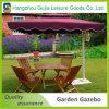 paraguas al aire libre de encargo durables cuadrados del jardín del 10X10FT