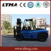 China-Spitzenverkauf 12 Tonnen-großer Dieselgabelstapler