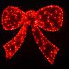 Hermosa mariposa de luz LED de Navidad