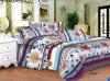 Baumwolle 100% gedrucktes Bettwäsche-Set