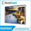 Marco caliente de la foto del metal del diseño enchufable de la venta para los paneles de aluminio de la foto de Wunderboard HD