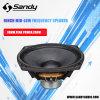 PAシステム可聴周波スピーカー、Subwooferの拡声器Nv6