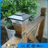 con Ce, il certificato di RoHS, il materiale di PS e dell'ABS. Indicatore luminoso solare bianco del cortile del LED