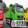 2017 [هووو] [دومب تروك] نقل تعدين/صخورة/رمال شاحنة قلّابة لأنّ عمليّة بيع حاكّة