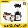 다중 기능 재충전용 야영 태양 손전등 LED 토치 플래쉬 등