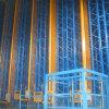 Défilement ligne par ligne élevé automatique de palette avec des grues d'empilage