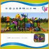 Cour de jeu extérieure colorée de thème d'océan pour le parc d'attractions de gosses (A-15097)