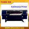 Máquina de impressão do Sublimation das cabeças da alta velocidade 4 com desempenho estável