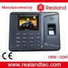 O melhor comparecimento biométrico de venda Realand do tempo do IP do TCP do cartão de RFID (A-F261)