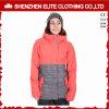 Revestimentos de esqui exteriores do desgaste do inverno das mulheres no tamanho positivo (ELTSNBJI-3)