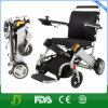 容易電気スクーターの椅子を折る超軽いアルミ合金を運びなさい