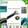 Cable de goma resistente del petróleo de H05rn-F 5*0.75mm2