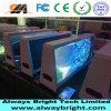 Afficheur LED extérieur imperméable à l'eau de dessus du taxi P5 d'Abt pour la publicité