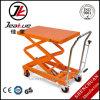 Beste Kosten Logistik-Maschinerie! Pedal-ökonomische hydraulische Scissor Aufzug-Tisch