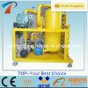 Máquina usada sistema sólido líquido del filtro de petróleo del transformador del separador (ZYD)