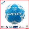 Mini esfera de futebol azul do PVC para ventiladores de Greece
