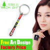 Promotion를 위한 Metal/PVC/Leather Custom Keyring