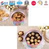Круглое печенье Tin Box Shaped Food Container для печенья Chocolate