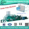 Fábrica de máquina disponible no tejida de Underpad del hospital médico de la incontinencia (CD220-SV)