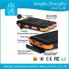 Impermeabilizzare la Banca mobile portatile solare policristallina di potere di 10000 mAh