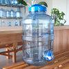 5 de Fles van het Drinkwater van PC van de gallon met Tapkraan