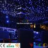 Vollkommenes Stufe-Partei-Hintergrund-Dekoration-Stern-Tuch LED