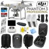Extra Battery EMS Free Shippingの4k Camera RC QuadcopterのDji Phantom 3 Professional Version