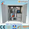 Maquinaria de óleo mineral continuamente usada do purificador de petróleo do transformador (ZYD)