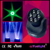 LED 6PCS RGBW 4in1 Beam Light LED Moving Head