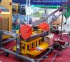 Máquinas de fatura de tijolo Qm4-45 ocas móveis novas
