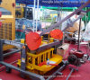 Machines de fabrication de brique Qm4-45 creuses mobiles neuves