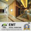 Panneau de mur en bois intérieur de modèle d'hôtel moderne d'étoile (EMT-F2117)