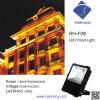 Excitador de Meanwell da microplaqueta de Bridgelux luz de inundação do diodo emissor de luz de 100 watts