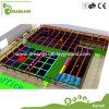 Sale를 위한 중국 Professional Manufacturer Outdoor Trampoline Park