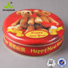 4L Embossed Printed Food Grade Candy Cookie Custom Metal Box