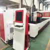Faser-Laser-Ausschnitt-Maschine des Edelstahl-1000W für Küche-Waren