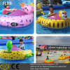 TierModel Village Fete Bumper Boat mit MP3-Player für Children