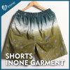 Inone 093 Mens nada Shorts ocasionais da placa das calças curtas