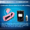 Materiale di gomma del modanatura del silicone liquido