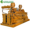 Heat Recovery CHP System를 가진 낮은 Consumption Natural Gas Generator