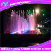 Musik Dancing Fountain in Coiorful Lighting Program Control