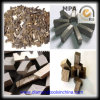 Granite Marble Limestone Sandstone Cutting Purpose를 위한 M Shape Diamond Segments