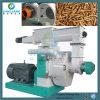 Máquina de madera de la granulación de la biomasa del serrín de Hotsale con CE