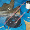 Pvc Waterstop voor Construction Joints Used aan Swimming Pools