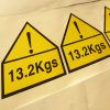 Стикеры для Warning
