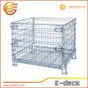 Reciclar el envase amontonable del acoplamiento de alambre de Industy para el almacenaje